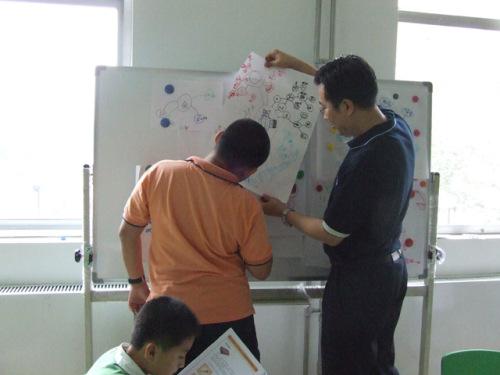 思维培训——我被吴亚滨杀掉的锐气 - 老何东 - 何东老邪