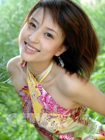 张蕾:CCTV美女主持人,阳光灿烂酒窝甜。 - 36计 - 三十六计