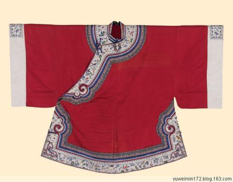 清朝时期的衣经 - 懒女人的抽屉 - 懒女人的抽屉