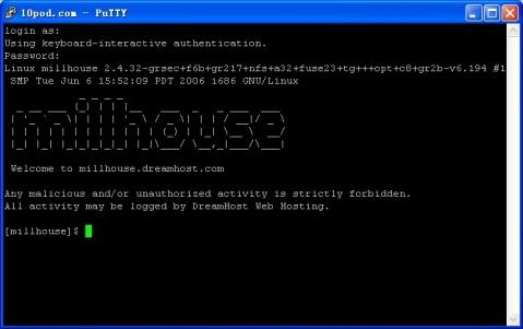 利用SSH建立加密隧道,实现代理功能 - Alex - You Blog, I Blog!