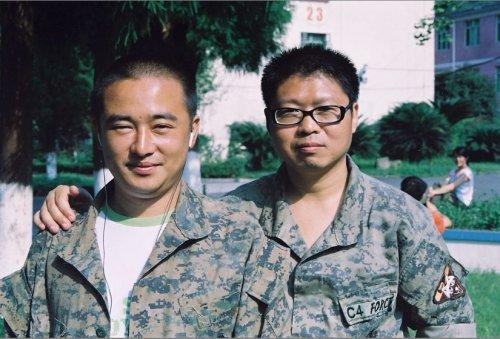 军训与拓展最后一天 - 朱达志 - 朱达志的博客