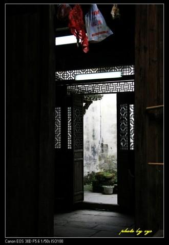 [原创]中华古村(09)江西延村《画堂春》 - 自由诗 - 人文历史自然 诗词曲赋杂谈