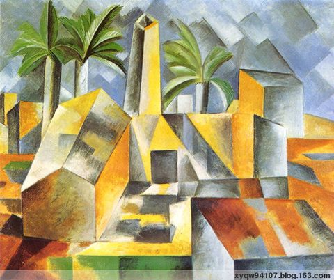 立体主义绘画大师--毕加索