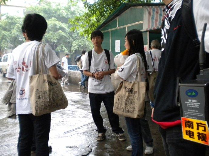 文化义工 穿越广州  首站→→陈家祠 - 本土文化志愿同盟 - 本土文化志愿者同盟