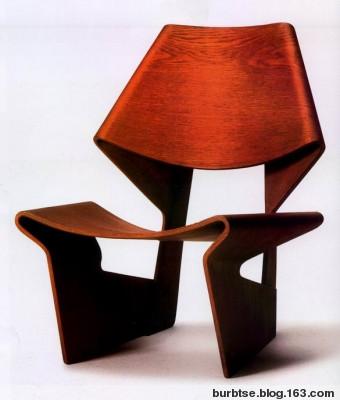 折纸椅子图片