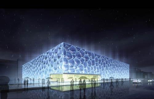 引用 奥运场馆 - 蓝色的海 - 蓝色的海的博客