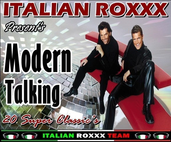 VA-Italian_Roxxx_Presents_Modern_Talking_Collection-CD-2010 - 意大利铁匠 - 分享劲爽节奏--XINBO21