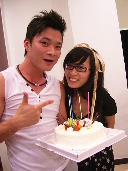生日蛋糕呀蛋糕呀蛋糕 - SARA - JUST  SARA
