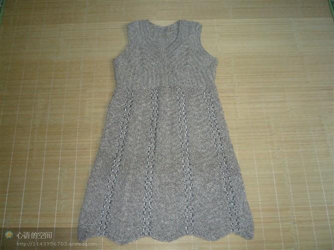 套装小披肩背心裙 - 浮萍 - 浮萍的博客