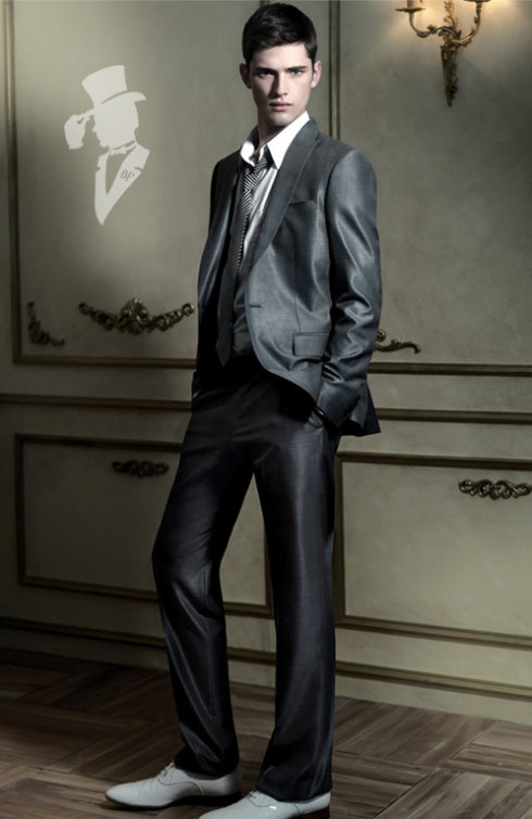 时装酷男 - 一点 - 依然