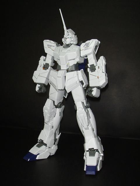 白色的可能性之兽:MG 独角兽高达Ver.Ka(上) - 摸神 - 猫猫和愉快的伙伴们