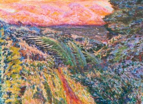 用 色 彩 打 动 人 心 - 应歧的油画风景 - 应歧的油画风景