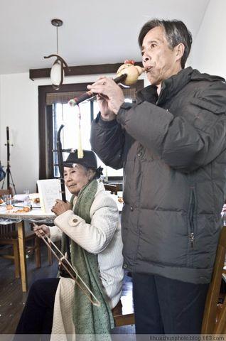我和我亲爱的老年学生们 - 华春照相馆 - 李华春的博客