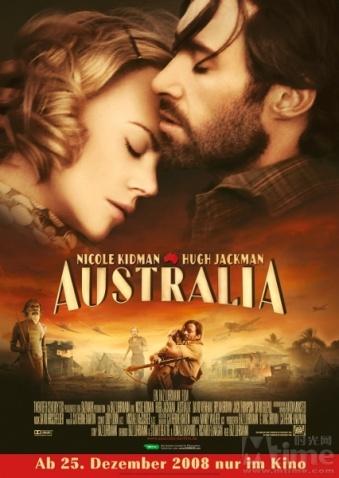 《澳洲乱世情》:战火烧不透的爱情童话 - 灰狼 - 青空映像