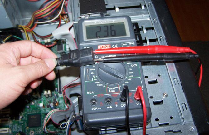 【转载】台式电脑电源修理(原创)