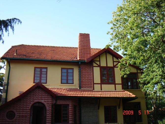 欧式 小房子 别墅图片