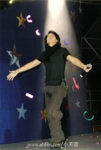 [重溫/在綫觀看]2005/4/30 嘉興演唱會 - 水芯 - Sandys Blog