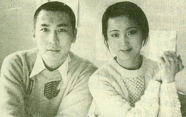 林黛玉扮演者陈晓旭与丈夫照片汇集(不断更新