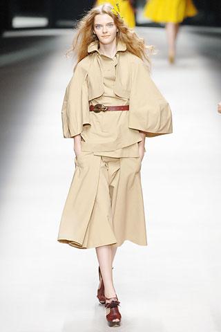 Sonia Rykiel 08春夏巴黎高级成衣流行发布 - 天高.我翔 - 艺术世界