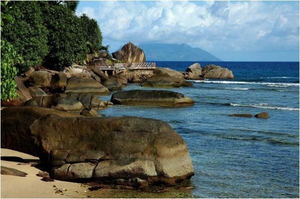 [原]塞舌尔-马埃岛(05) - Tarzan - 走过大地