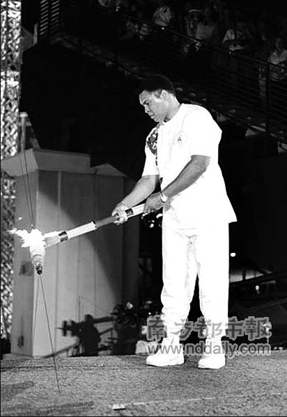 北京2008奥运点火仪式 - daigaole101 - 我的博客
