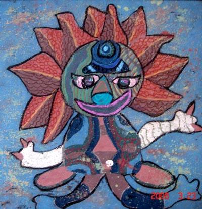 儿童画水粉画欣赏 - 彤馨童画 - 彤馨·童画的博客