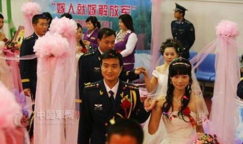 军人图片----嫁人就嫁解放军 - 披着军装的野狼 - 披着军装的野狼