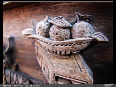 【转载】绝美·徽派雕刻 - 冰凉 - 胸藏文墨虚若谷,腹有诗书气自华