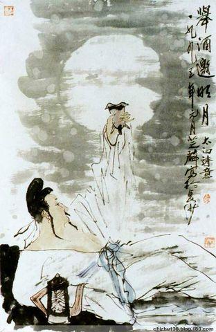126  【五绝】 月明中秋五首 - 赤竹山人 - 赤竹山人