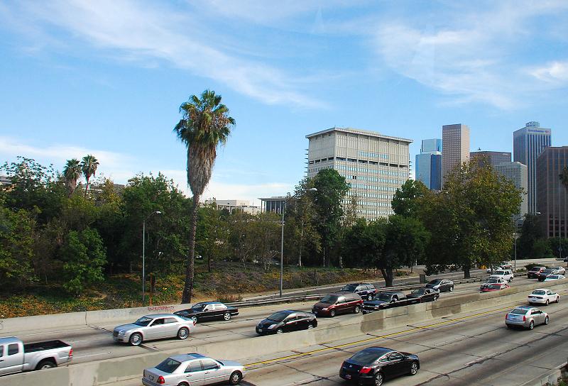 加州阳光(十一)___音乐厅和街景 - 西樱 - 走马观景
