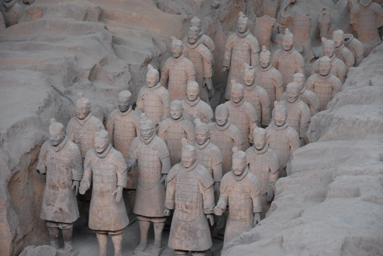 秦始皇帝陵及び兵馬俑坑の画像 p1_40