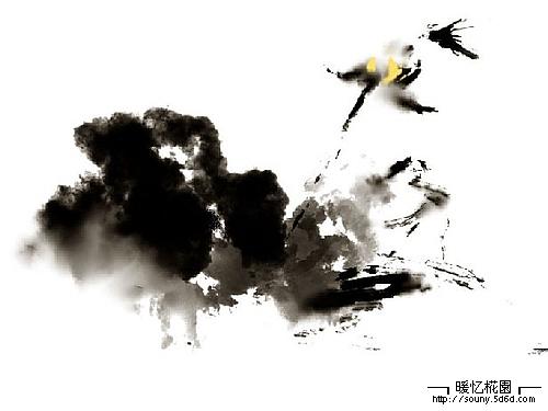 【PS教程】茶香。简单手绘。 - f12lian - 缘份的天空