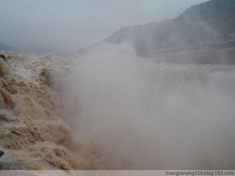 2008我的旅游年(黄河壶口) - zhangjianying329 - 心静如水