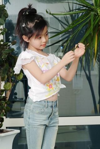世界上最漂亮的女孩在中国