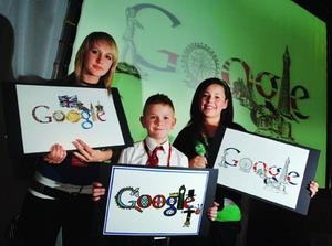 Google涂鸦设计者黄正穆专访 - 外滩画报 - 外滩画报 的博客