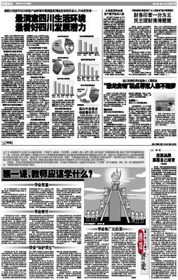 成都日报:学会备好广义的课 - wzs325 - 王志顺