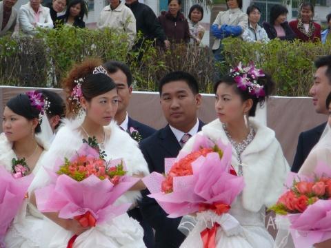 集体婚礼好 - 杨春恒 - 杨春恒的博客