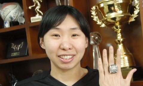 你见过wnba美国女子篮球职业联赛的总冠军钻戒么?