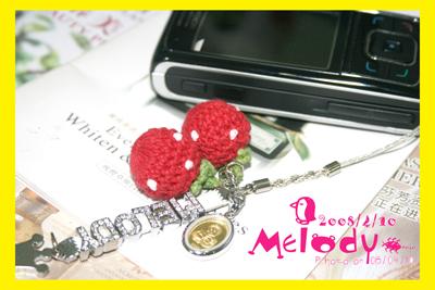 my strawberry - melody.dd - 华丽的D调