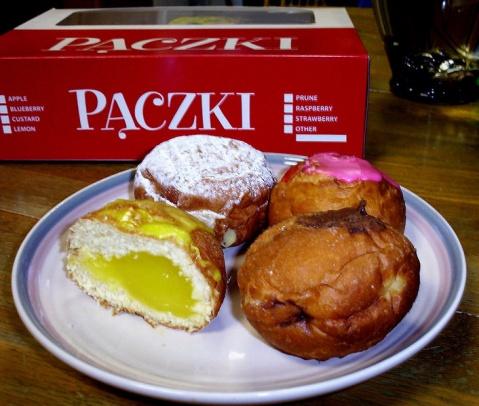 波兰Paczki  - kitty - Kitty 的博客