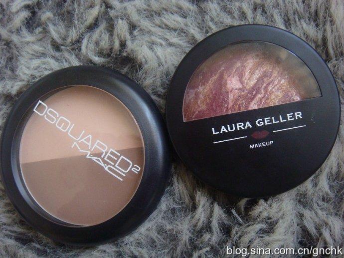 Nanoce BB Cream + MAC Truth  Light + Laura Geller Berry + Revlon 810 周末懶人妝 - 小住住 - 住住美妝瘦身分享 (網易版)