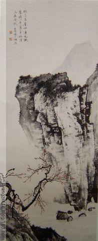 angel.yzx 的 陈少梅国画欣赏 - 髯书之歌 - 髯書之歌 de 書畫沙龍