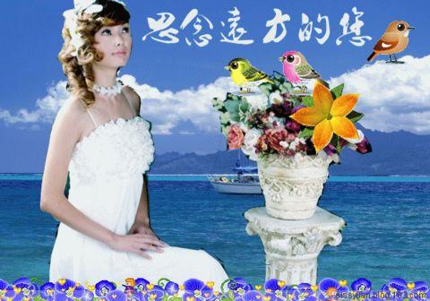 【原创】 有一种等待叫做随缘 - 慕容涵雅 - 慕容涵雅恭祝朋友新年快乐!