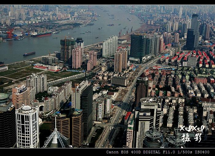 【印象苏州】11、俯视新浦东 - xixi - 老孟(xixi)旅游摄影博客