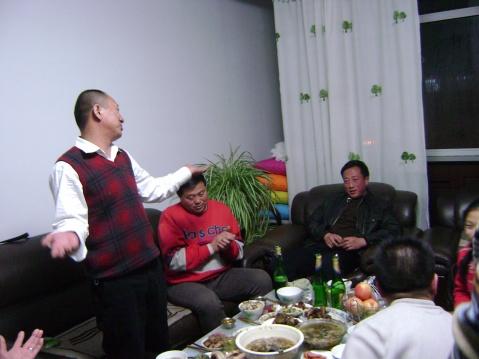 茂名一家人吃饭老相片-老家归 照片图片