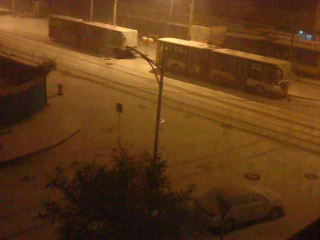 北京的大雪有多厚(图)? - 徐铁人 - 徐铁人的博客