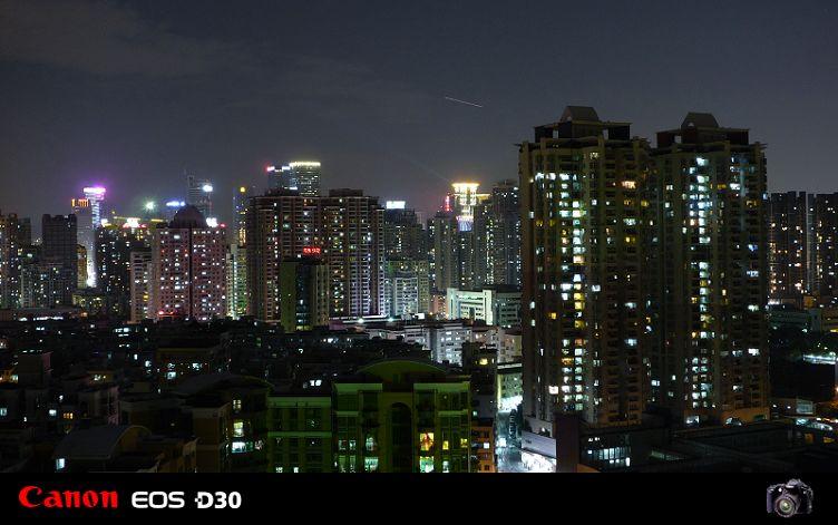 【原】深圳的夜景!(摄影) - 娟 娟 - 娟娟的博客小屋