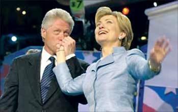 希拉里出访亚洲为什么不带克林顿? - 李光斗 - 李光斗的博客