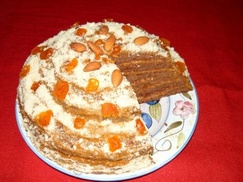 昨天还做了个蛋糕…… - melliora - 每一天一小步