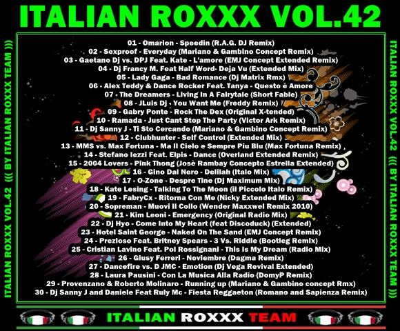 VA-Italian_Roxxx_Vol.42-CD-2010-IRT - 意大利铁匠 - 分享劲爽节奏--XINBO21